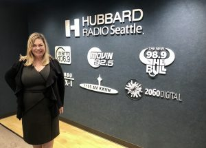 Kari Haas at Hubard Radio Seattle