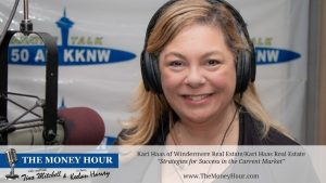 """""""Strategies for Success in the Current Market"""" with Real Estate Broker Kari Haas"""