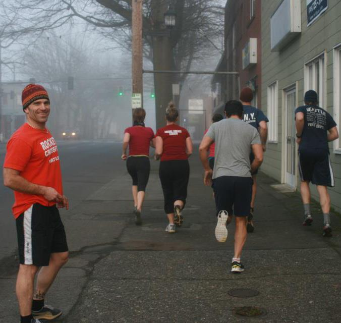 Rainier Valley Exercise