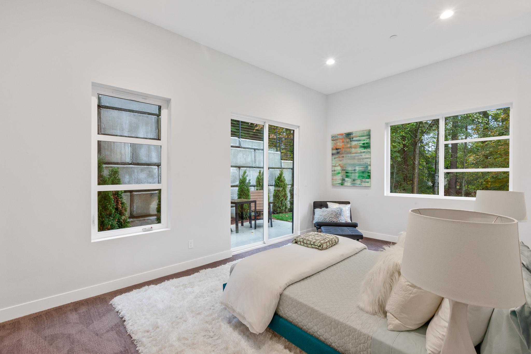 Bedroom - Luxury Real Estate - 18109 84th Ave W, Edmonds
