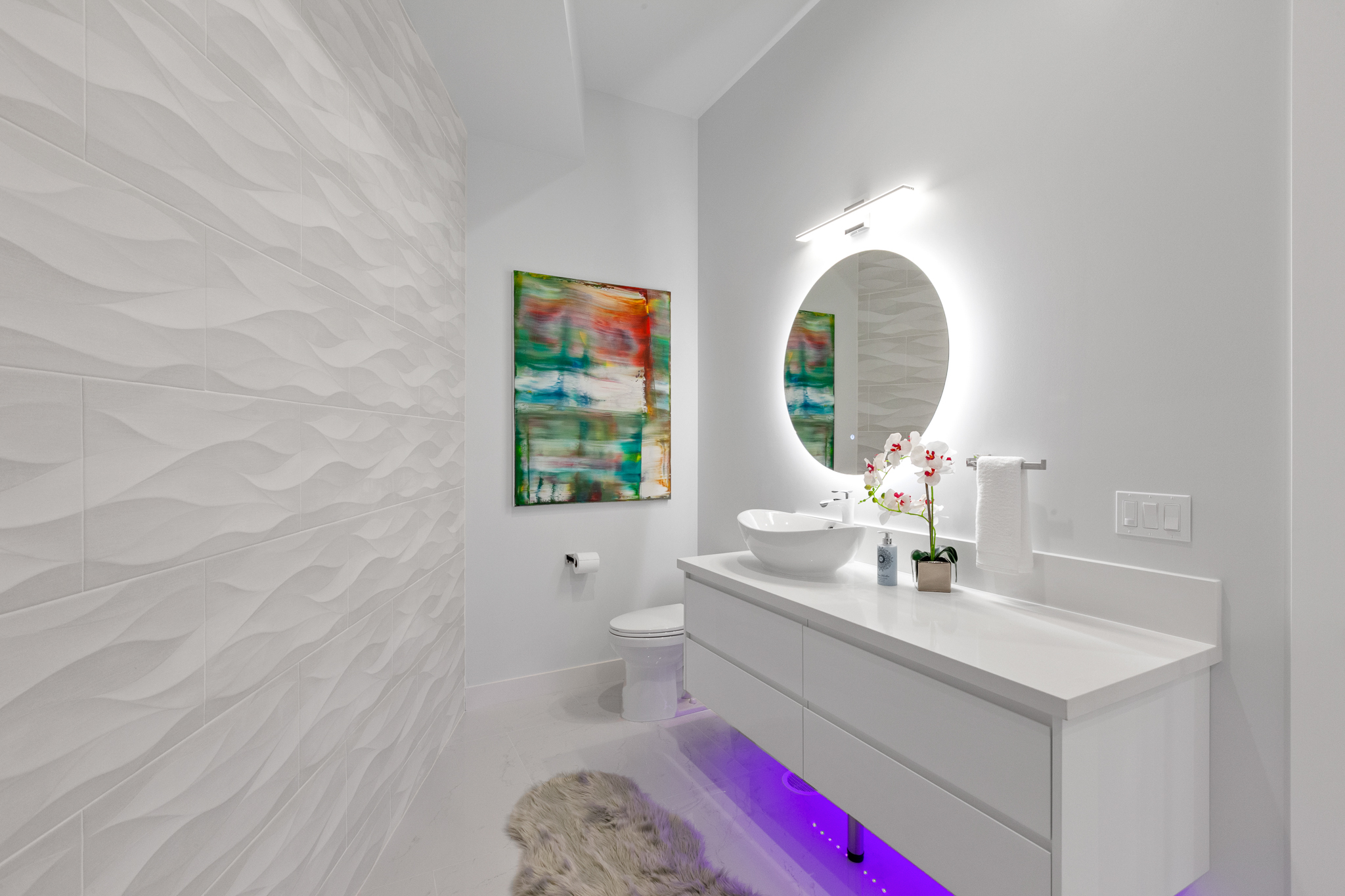 Bathroom - Luxury Real Estate - 18109 84th Ave W, Edmonds