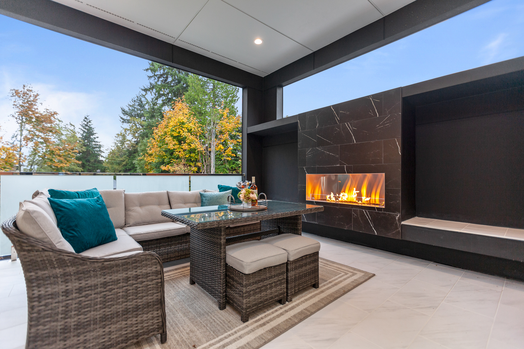Outdoor Living - Luxury Real Estate - 18109 84th Ave W, Edmonds