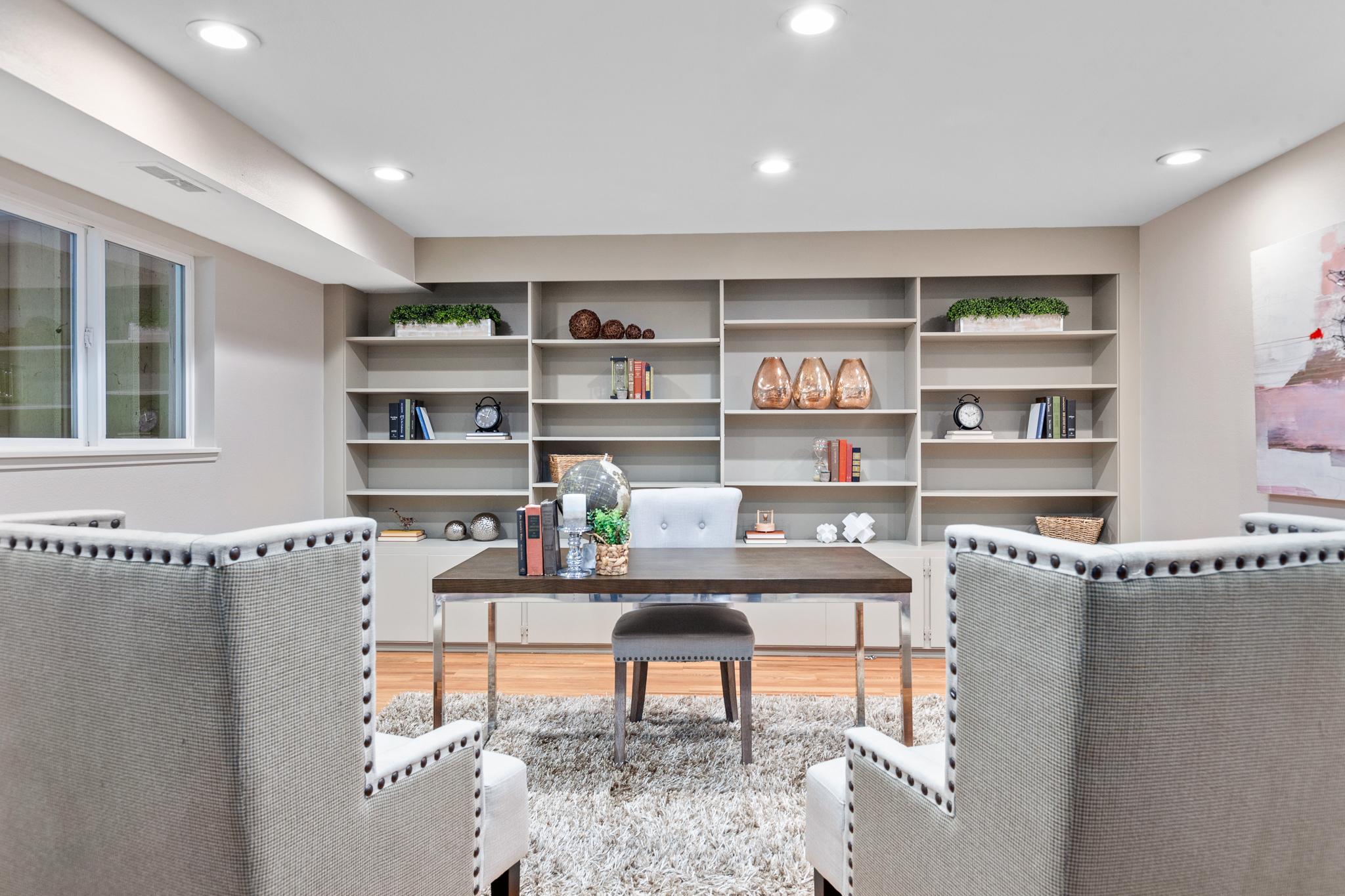 Bellevue Home Office by Kari Haas
