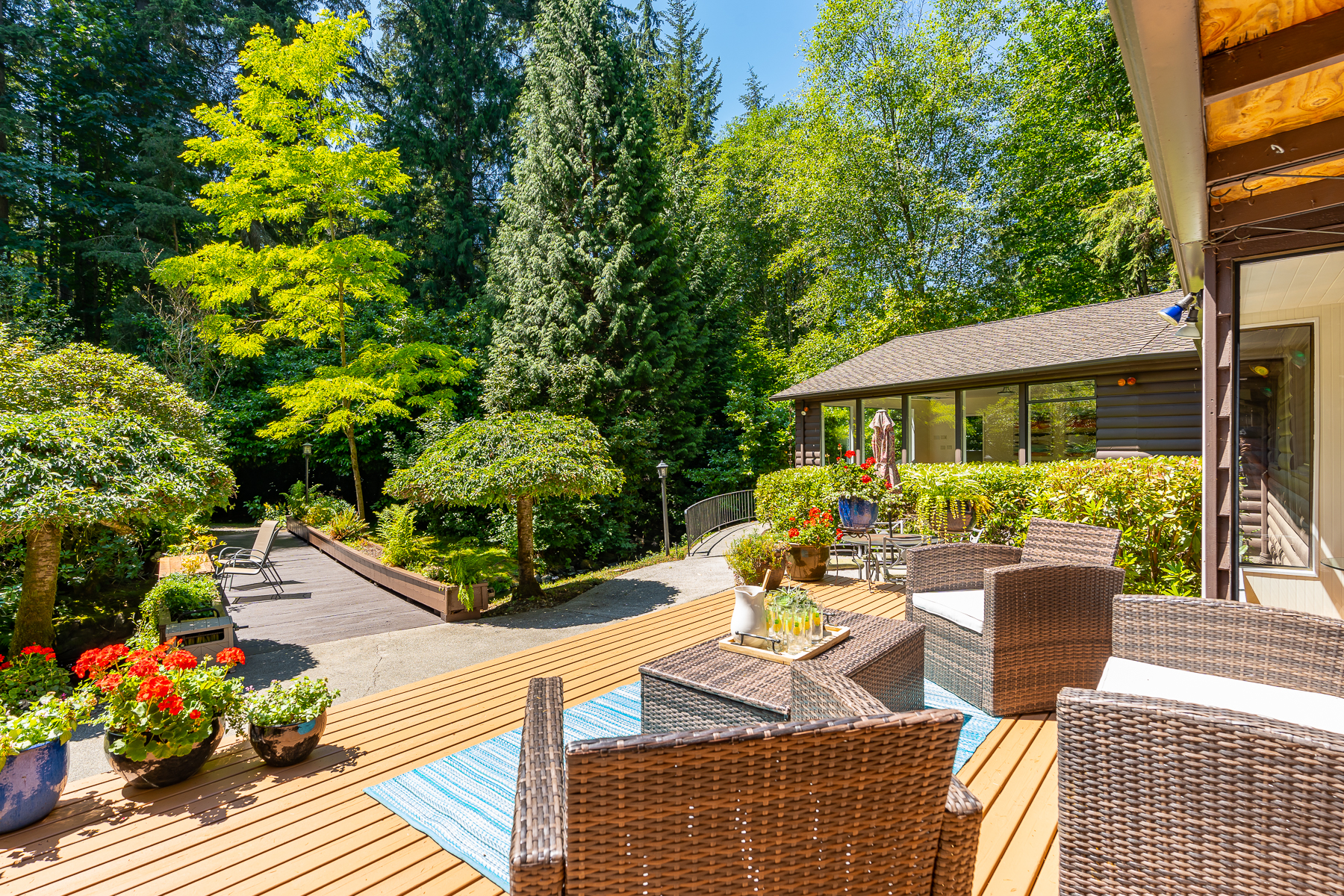 a listing in woodinville with a ghost town